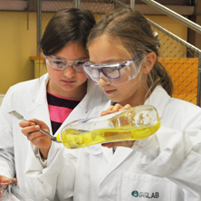 Junior - Experimente ab der 2. Schulstufe - Open Lab Linz Junior-222