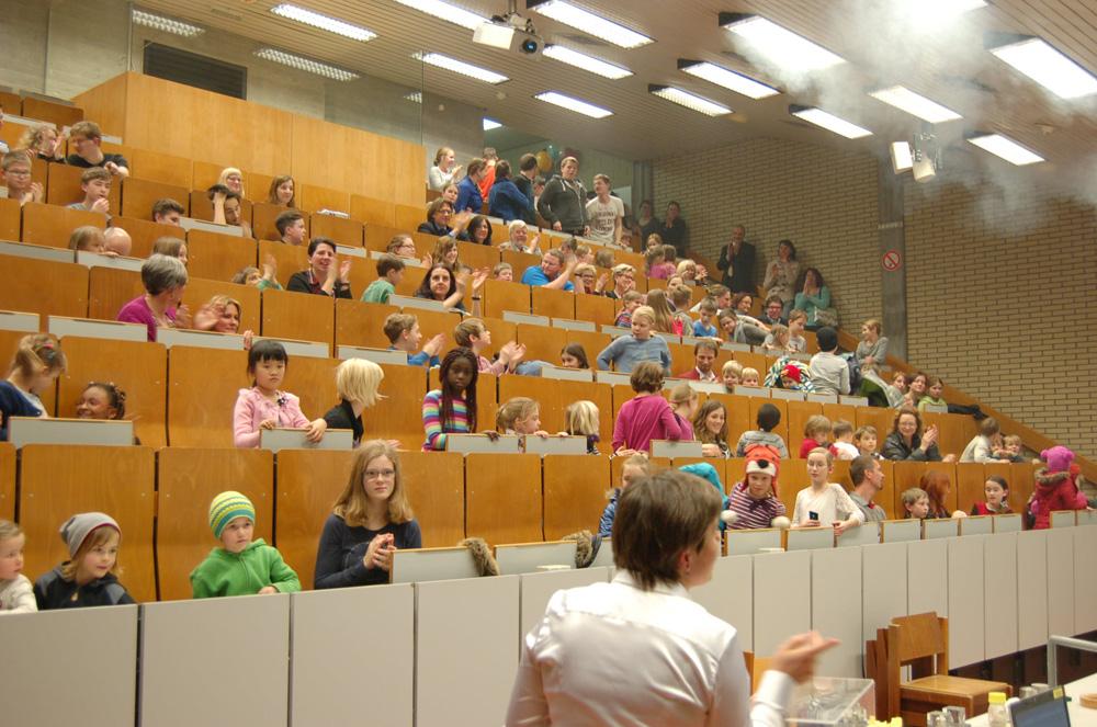 2 Jahre JKU Open Lab - Forschung zum Anfassen13.02.2015