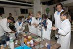 Das Open Lab beim Kindertag der OÖ. Industrie am 18.+19.Oktober 2016