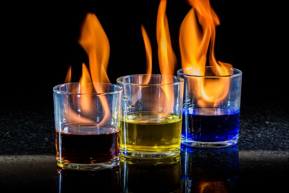 Berauschende Vielfalt der Alkohole