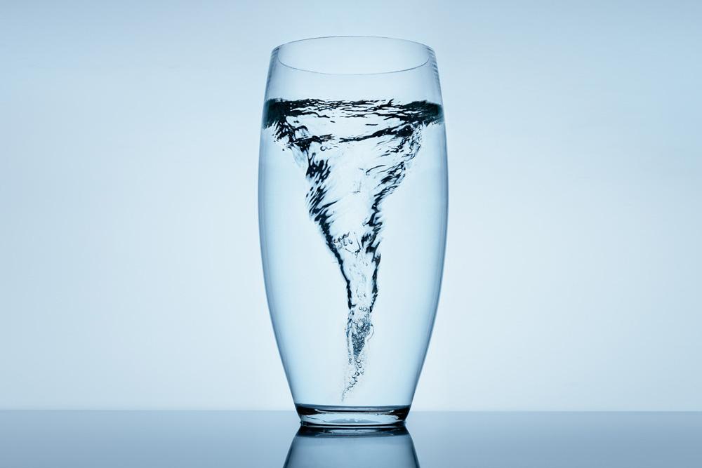 Phänomenales Wasser