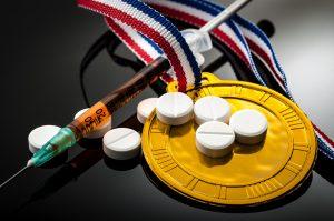 Sport mit Mord - Ein kriminalistisches Spiel zum Thema Doping